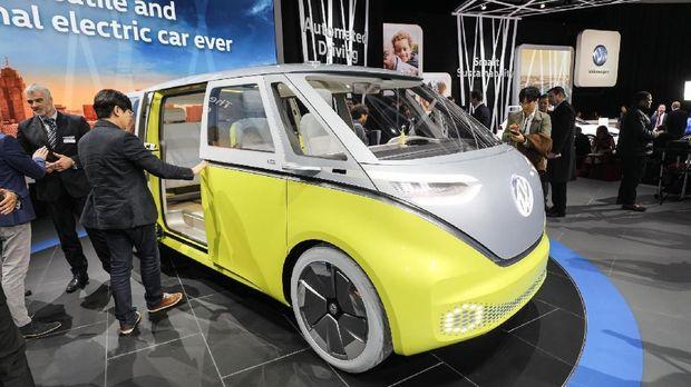 VW ID. Buzz, Kombi versi listrik