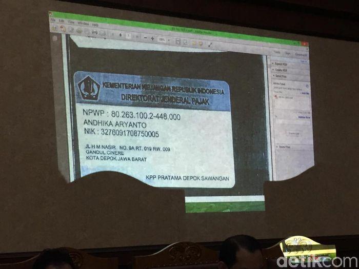 Ini Cara Membuat NPWP Online/Foto: Nur Indah Fatmawati/detikcom