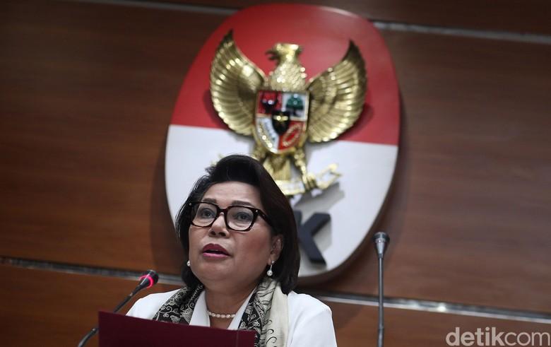 Terjaring OTT, Bupati Subang Imas Aryumningsih Diperiksa KPK