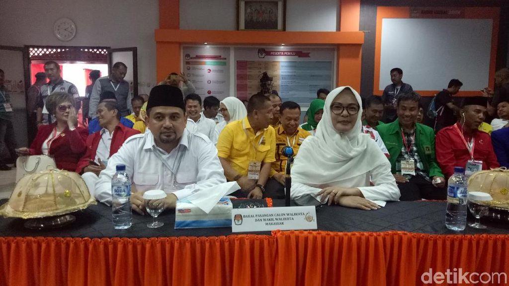 MK Menangkan Kotak Kosong di Pilwalkot Makassar!