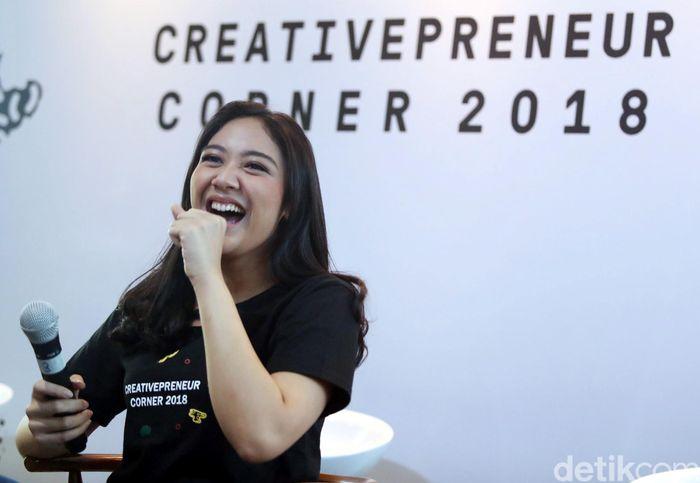 Creativepreneur Corner 2018 mengambil tema Playground atau taman bermain.
