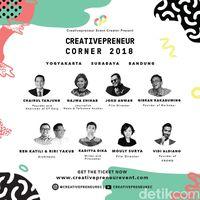 Creativepreneur 2018
