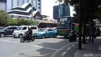 Pemprov DKI akan Terbitkan Pergub Baru Terkait Thamrin Bulan Ini