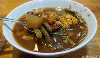 Sayur asem yang manis gurih khas Sunda.