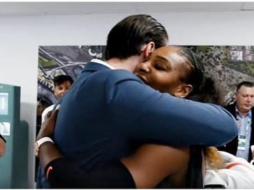 Dalam beberapa caption foto di Isntagram, Alexis Ohanian menulis atau menyematkan emoticon yang singkat, padat, jelas, namun sarat makna. Dia sering menulis everything untuk Serena Williams. (Foto: Instagram @alexisohanian)