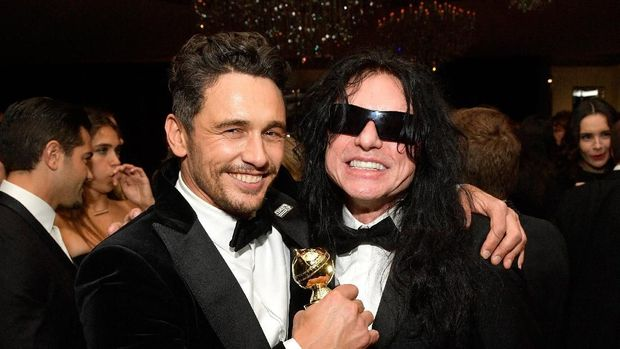 James Franco dan Tommy Wiseau