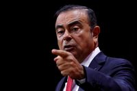 Chairman Nissan Carlos Ghosn