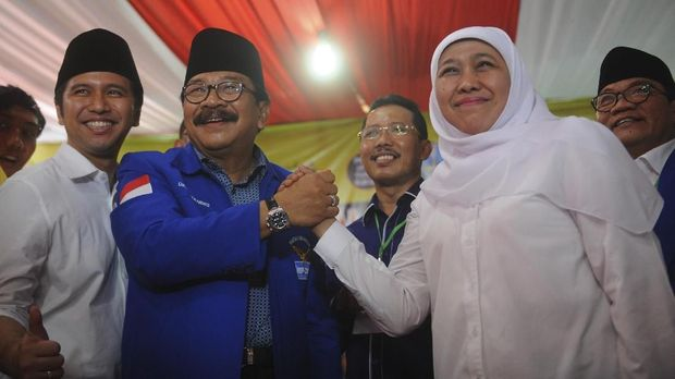 Investasi Politik Antar Khofifah Cetak Sejarah di Jawa Timur