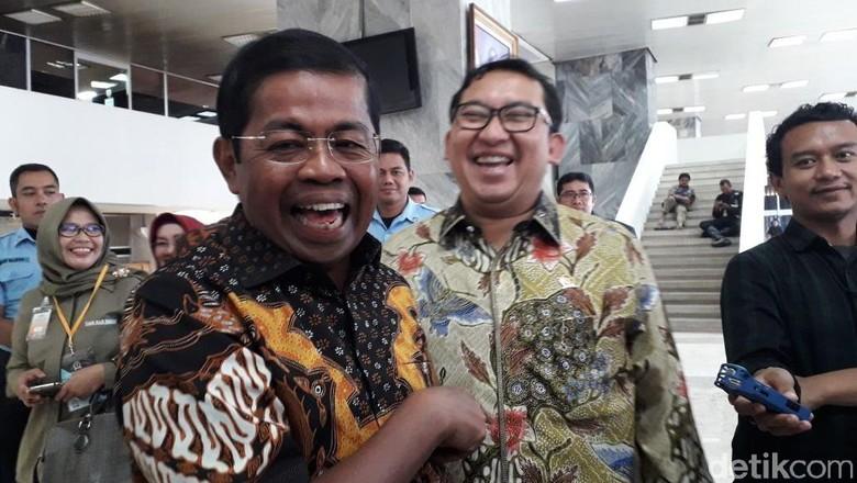 Fadli Zon Mention Jokowi di Twitter Soal Menteri Rangkap Jabatan