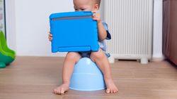 Anak Sudah Bisa Toilet Training di Umur 1 Tahun, Mungkinkah?