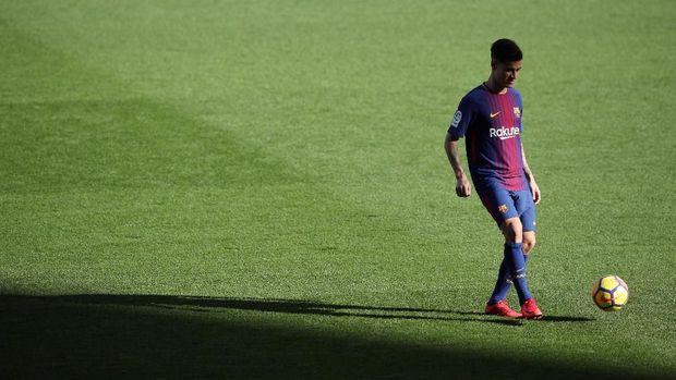 Philippe Coutinho disebut menyesal meninggalkan Barcelona.