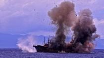 Susi Musnahkan Kapal Maling Ikan, Paling Banyak di Natuna
