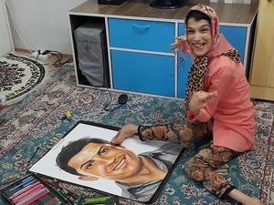 Deretan Kaum Disabilitas yang Hasilkan Karya Seni Memukau