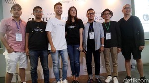 Najwa Shihab dan Raditya Dika Ramaikan Creativepreneur Corner di Jogja