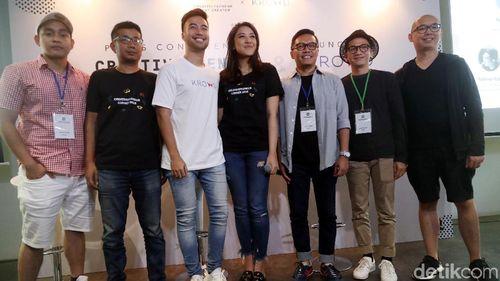 Vidi Gandeng Putri Tanjung Bikin Medsos untuk Pengusaha Kreatif se-Indonesia