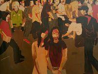 Pameran Seni 'Dua Kutub' Hadirkan Karya Perupa Masdibyo dan Gigih Wiyono