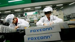 Jadi Alternatif China, Pabrik iPhone India Diguyur Rp 14 Triliun