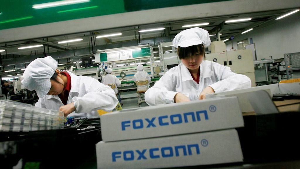 Foxconn Mulai Produksi Panel Layar di Vietnam