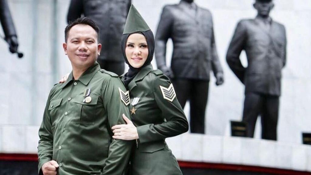 Angel Lelga Digerebek Vicky Prasetyo, Perindo Ogah Ikut Campur