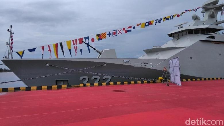 KRI I Gusti Ngurah Rai, Kapal Perang TNI AL yang Bisa Mode Siluman