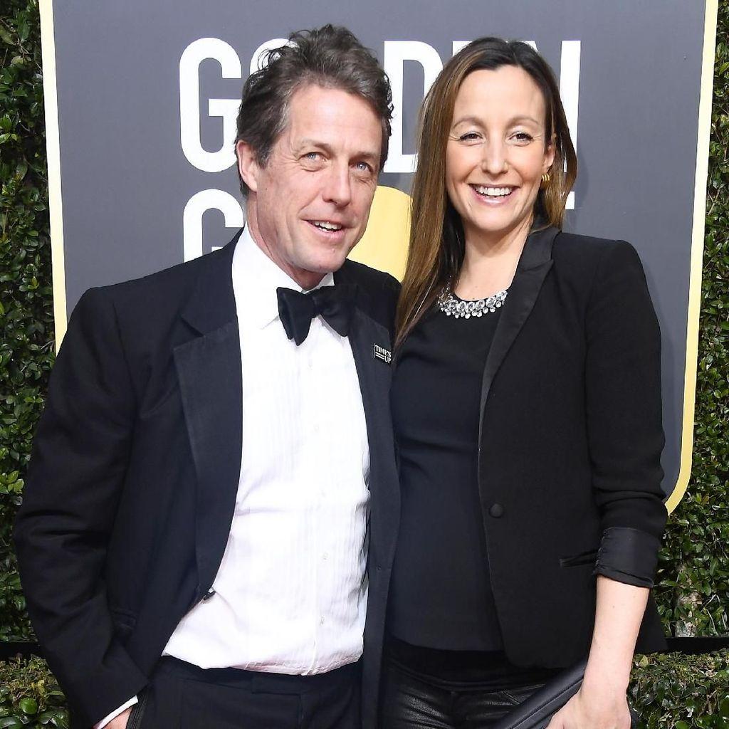 Hugh Grant Akhirnya Menikah di Usia 57 Tahun