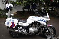 Moge-moge Keren Tunggangan Polisi Indonesia