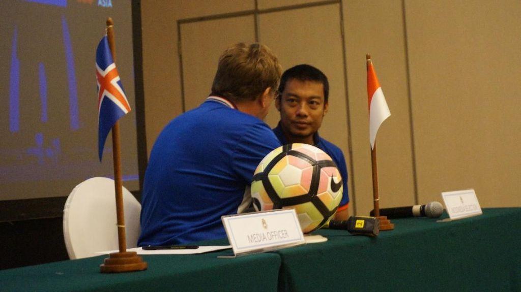 Hamka Hamzah Kembali ke Arema FC