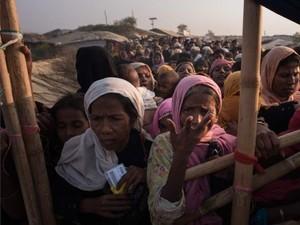 Muslim Rohingya Dilarang Menikah di Bangladesh