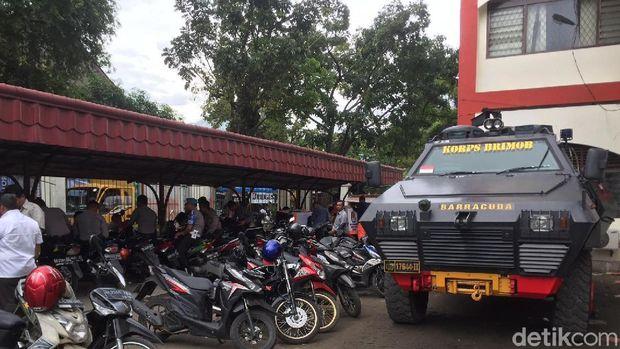 Djarot dan JR Saragih Akan Datang, Pengamanan KPU Sumut Ditingkatkan