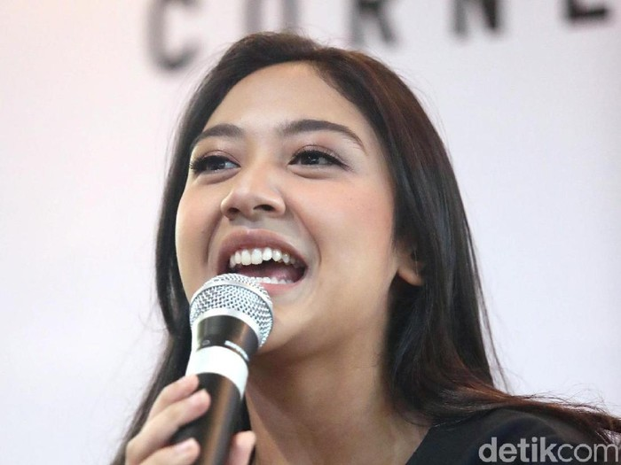 Putri Tanjung (Foto: Grandyos Zafna/detikcom)