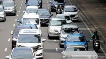 Larangan Dicabut, Muncul Wacana Ganjil-Genap Motor di Jalan Thamrin
