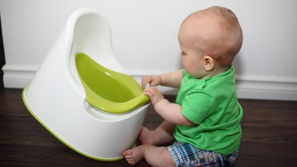 Cerita Perjuangan Seorang Ayah Agar Anak Lulus Toilet Training
