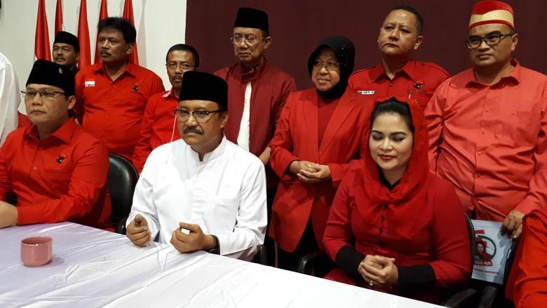 Anas Diganti Puti, PDIP Surabaya Tetap Targetkan 80 Persen Suara