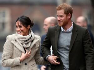Kisah Cinta Pangeran Harry dan Meghan Markle akan Dibuat FTV