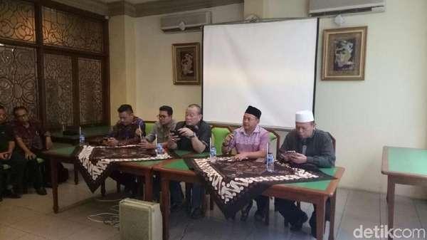 Pernyataan Lengkap Al Khaththath Soal La Nyalla dan Semangat 212
