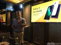 Nokia 2 Mendarat ke Indonesia, Harganya?