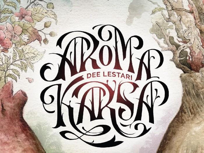 Novel Aroma Karsa karya Dee Lestari