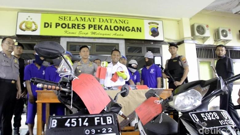 Penjahat Lintas Provinsi Dibekuk di Pekalongan