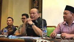 Peluru-peluru Tajam La Nyalla untuk Prabowo di Tahun Politik