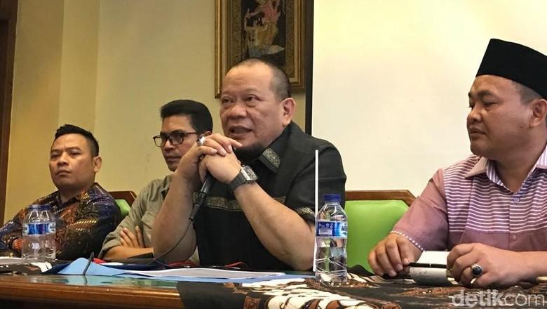 Gagal Maju di Jatim, La Nyalla Tuding Prabowo Minta Duit Miliaran