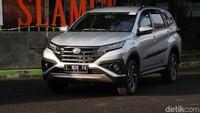 Di urutan kedua ada saudaranya Avanza, yakni Toyota Rush yang terjual sebanyak 57.354 unit selama Januari-November 2019. Foto: Dadan Kuswaraharja