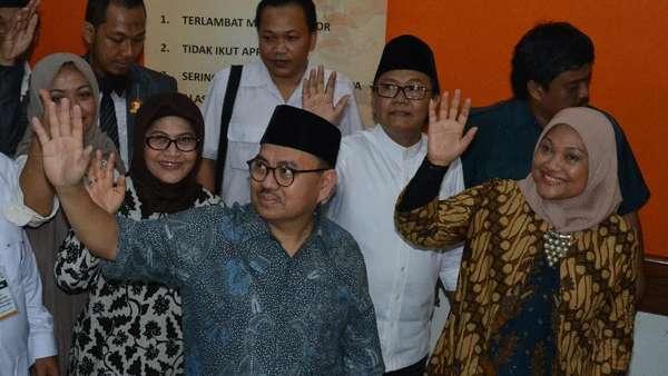Sudirman Said Tak Pilih Jokowi atau Prabowo, Ini Komentar PDIP