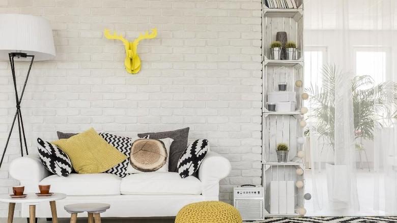 Ilustrasi sofa/ Foto: Thinkstock