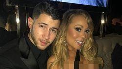 Gara-gara Foto Ini, Nick Jonas dan Mariah Carey Didoakan Pacaran