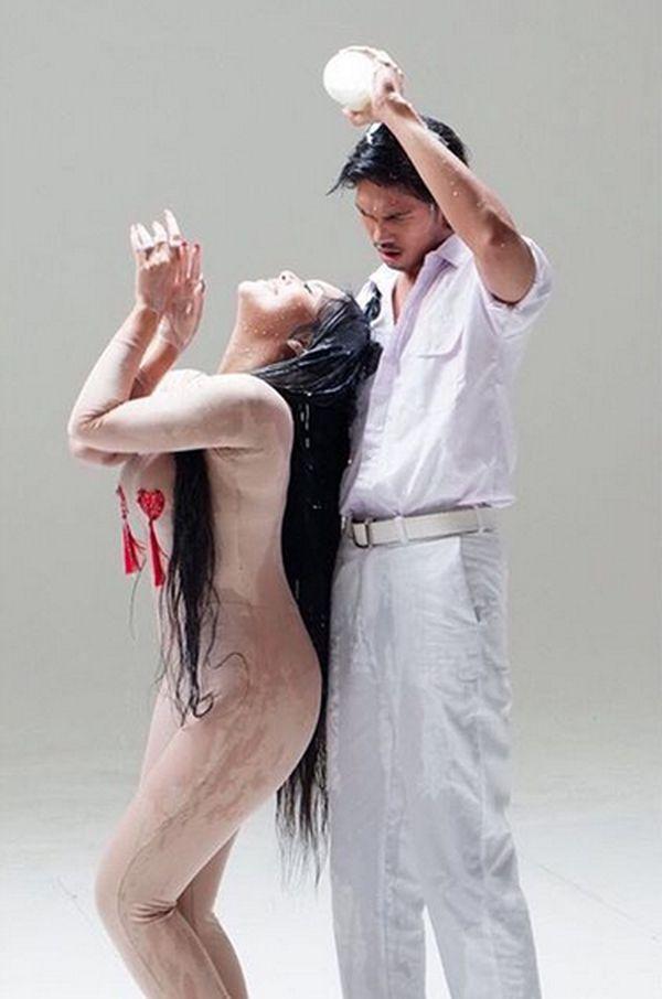 Klip Denada Dinilai Vulgar, Intip Proses Pembuatannya di Sini