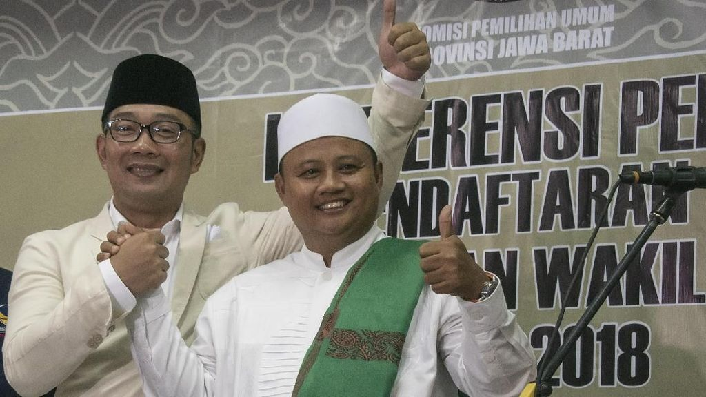 Ridwan Kamil Sebut Syahrini dan Raffi Ahmad akan Jadi Jurkamnya