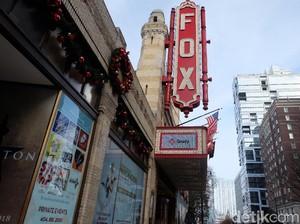 Mau Nonton Broadway di Atlanta? Tempatnya di FOX Theatre