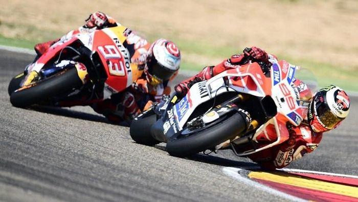 MotoGP Indonesia di tahun 2021? (Jose Jordan/AFP Photo)