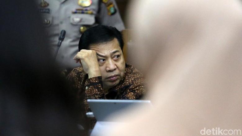 KPK: Kita Lihat Dulu Siapa yang Dibuka Perannya oleh Novanto