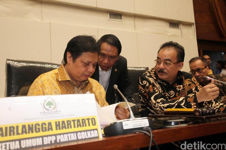 Bamsoet Dipilih Jadi Ketua DPR, Ketua Golkar: Murni Keputusan Ketum